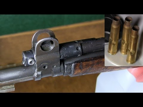 FN49 Gas Adjustment 8mm - Opening the gas port