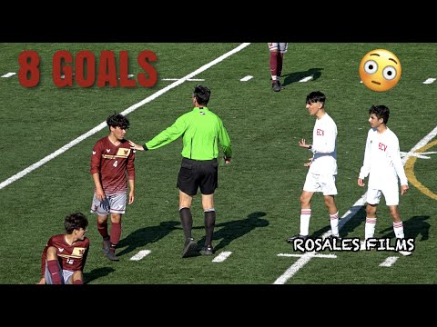 Must Watch Senior Night - Monte Vista vs El Cajon Valley High School Boys Soccer