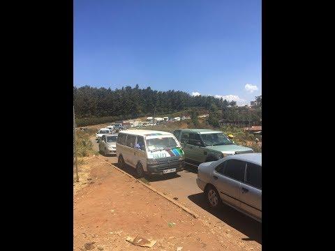 Police accused of leniency as youth terrorize motorists along Nakuru-Naivasha Highway