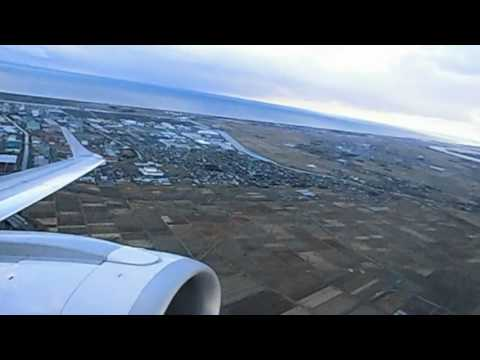 JAL エンブラエルE190 仙台空港(RJSS)→伊丹空港(RJOO)