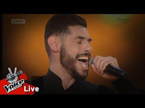 Κώστας Μπουγιώτης - Μισιρλού | 2o Live | The Voice of Greece