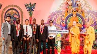 Guruhari Darshan 20-23 Mar 2017, Nairobi, Kenya