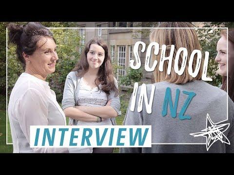 High School Neuseeland Select - Michelle Klaassen im Interview