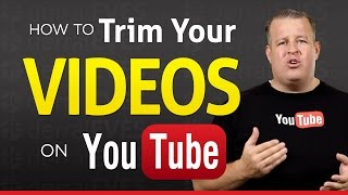 How To Trim Slice and Edit Your YouTube Videos(How To Trim Slice and Edit Your YouTube Videos – You can edit, trim, and slice YouTube videos on your channel without losing the video views, here's how!, 2014-10-09T16:30:02.000Z)