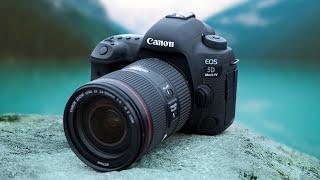 5 Best DSLR Cameras in 2020