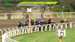 Vidéo de la course PMU HANDICAP 2 YO & UP 1600