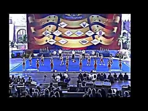 Bob Jones High School Competition Cheerleading - Nationals 2005