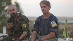Suomalaisnuoret sotimassa Syyriassa