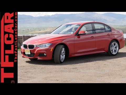 2015 BMW 335i xDrive: This Just In!