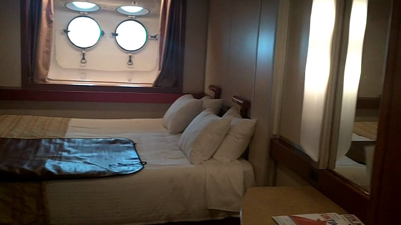 Carnival Fascination Stateroom R1 October 2012 Youtube