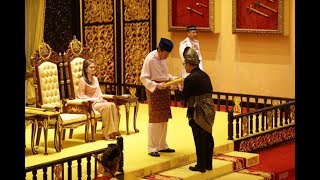 Amirudin Shari sworn in as Selangor MB