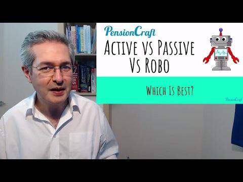 Active vs Passive vs Robo Funds: Which is Best?