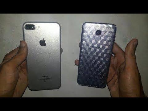 samsung galaxy j6 2018 vs apple iphone 7 plus 256gb