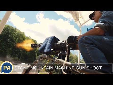 Stone Mountain Machine Gun Shoot