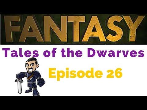 CK2 Fantasy! Mod | Tales of the Dwarves | Ep. 26 - I Rule Sweden!
