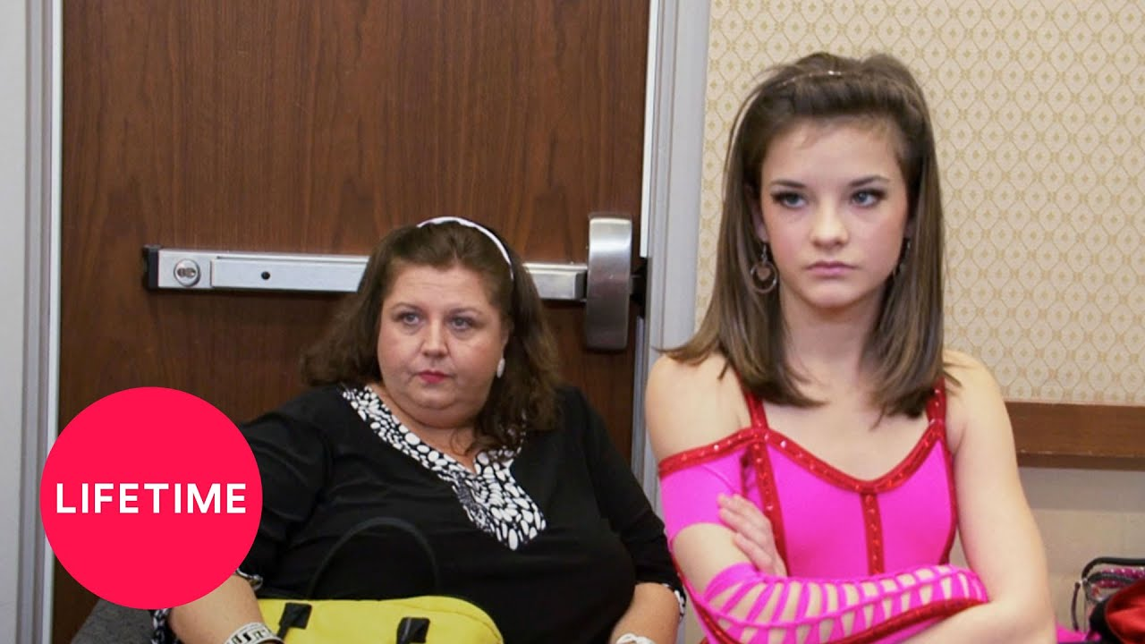 Dance Moms Weird Faces 10