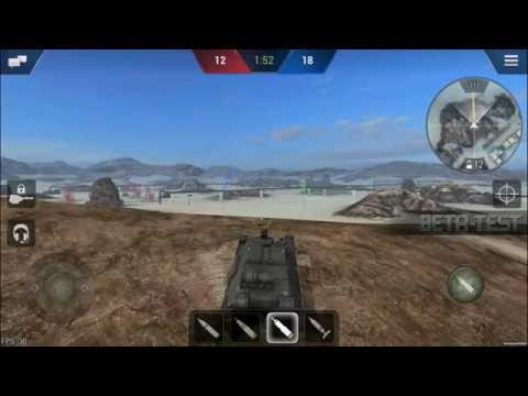 Tanktastic 2.0 Beta: ASU-85 Sniping