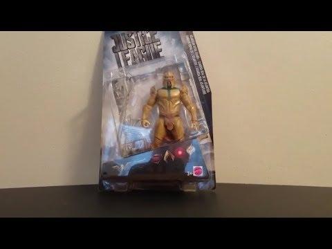 Justice League Movie Atlantean Royal Guard Figure Review