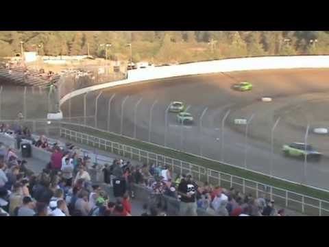 Grays Harbor Raceway, August 20, 2016, Outlaw Tuners Heat Races 1 and 2