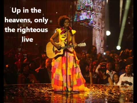 Zahara - loliwe (The train) English lyrics