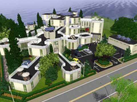 The sims 3 preview next video welness hotel resort youtube