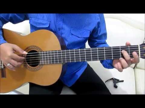 Belajar Kunci Gitar Yura Yunita ft. Glenn Fredly Cinta dan Rahasia Intro