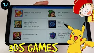 Playing 3DS Games on Xiaomi Mi Max 3 smartphone/ Citra Android Snapdragon 636