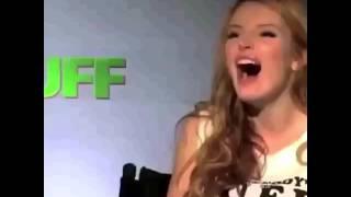 DUFF Bella Thorne likes onions?