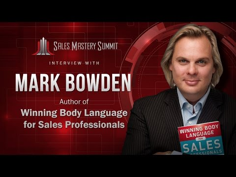Mark Bowden on How Your Body Language Says Friend or Foe