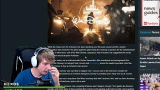 DISNEY CHCE KUPIĆ ACTIVISION? - World of Warcraft: Battle for Azeroth