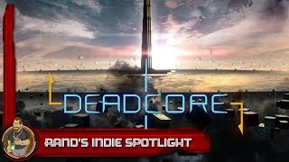 DeadCore Gameplay and Impressions (Xbox One, PS4) | High in the Sky