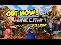 """Village & Pillage"" Update OUT NOW - Minecraft 1.11 / 1.14"