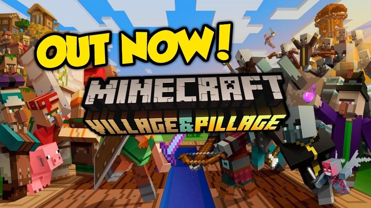 minecraft new update 1.14 download apk