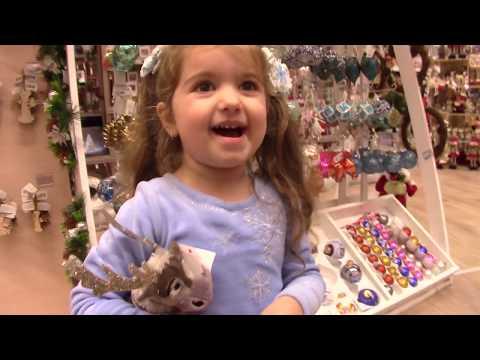 Новогодние игрушки. Игрушки на елку. Видео для детей. Тимур и Ко.