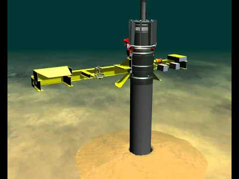 Oil and gas installation of drilling Wellhead - ANIMATIONS
