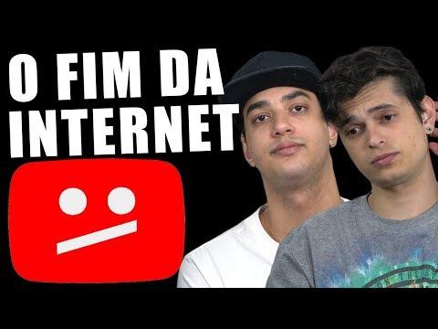 ARTIGO 13 - O FIM DA INTERNET !!