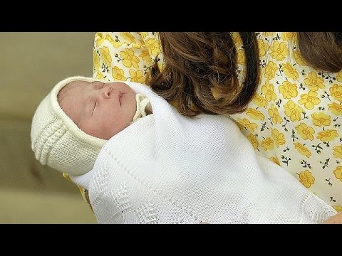 Sua Alteza Real, Princesa Charlotte de Cambridge