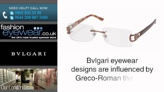 Fashion Eyewear: Improving Vision And Style With Bvlgari Glasses