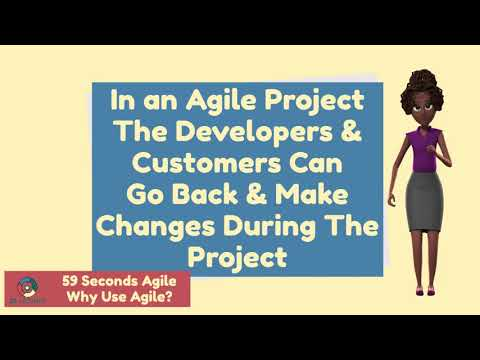 Why use Agile with 59 Second Agile