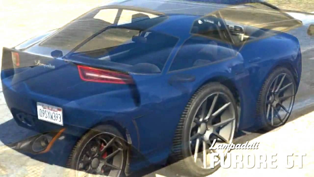 Best Cars And Top 10 Lists: Top 10 Sports Cars 2017- GTA 5 Sports Cars List