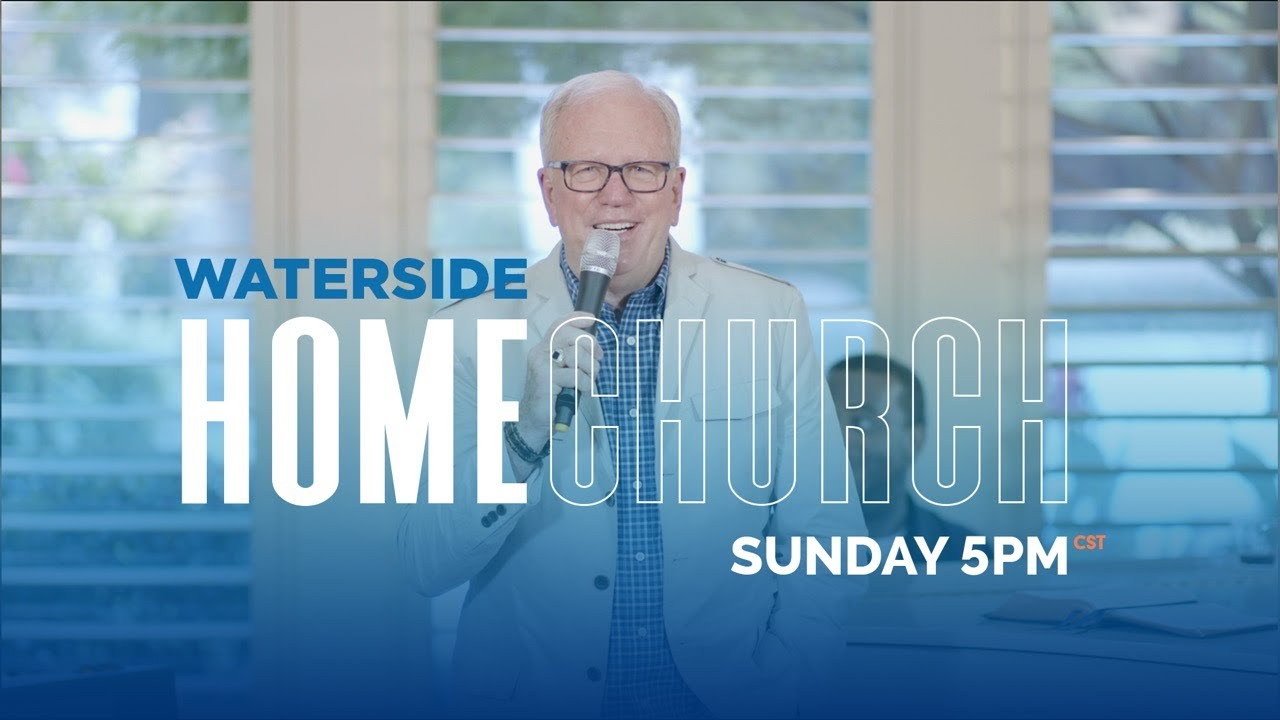 The Blessing Of Brokenness | Waterside HomeChurch | Larry Titus