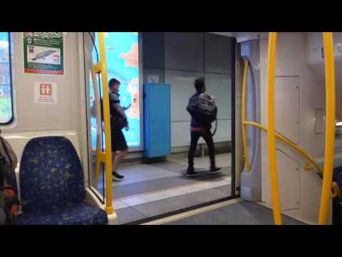 """Ortwin Rosner - Warning on Sydney (Australia) Trains:  """"Door is closing! Please stand clear!"""""""""""
