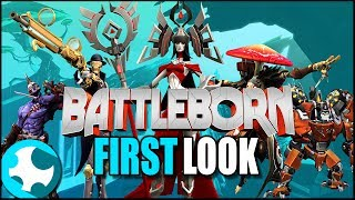 Battleborn | Free to Play! | First Impressions 2017
