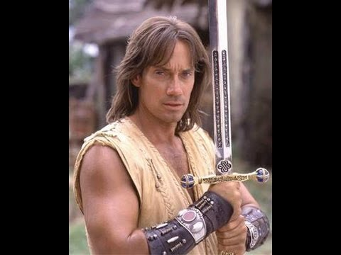 Actor Kevin Sorbo on The Stuph File Program