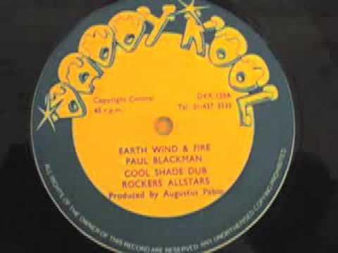 PAUL BLACKMAN - Earth Wind & Fire - reggae dub 12