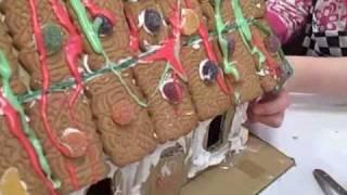 Gingerbread House Workshop In Ireland
