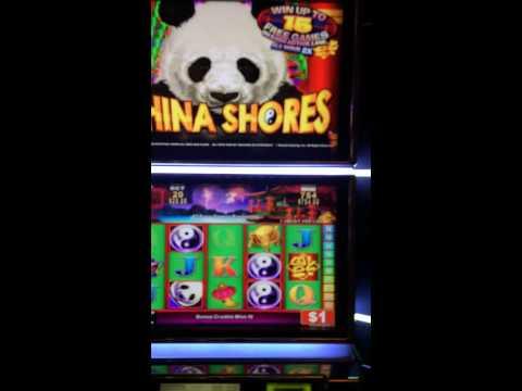 free china shores slot machine