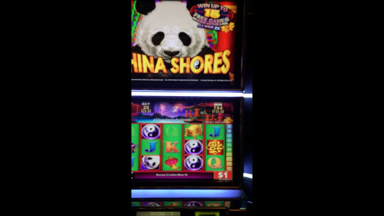 China shores slots for iphone