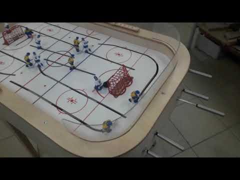 игра хоккей своими руками