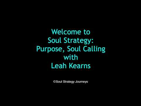 Soul Strategy: Purpose, Soul Calling - Wisdom Share